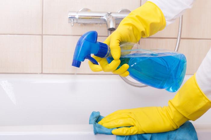 Устраняем и грязь и бактерии
